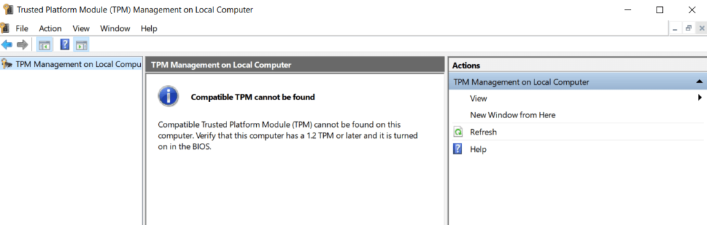 04 TPM Chip -