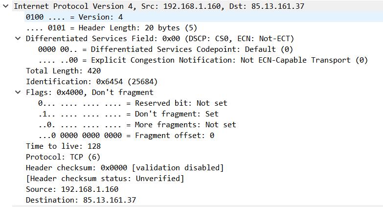 IP Protokoll