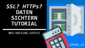 Verschlüsselung Hacking RSA TSL SSL Steffen Lippke Hacking Series