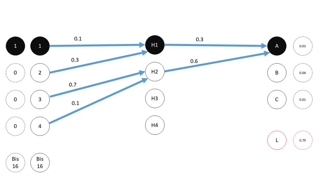 05 Berechnung des Netzs - Deep Learning Beispiel Steffen Lippke