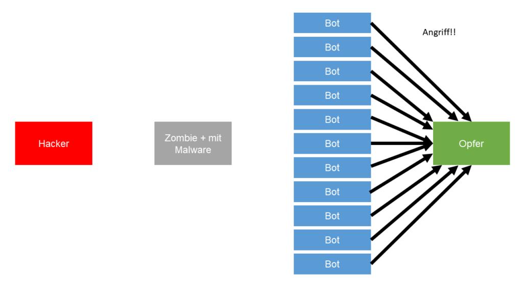 06 unter Angriff Botnet DDoS Angriff Steffen Lippke