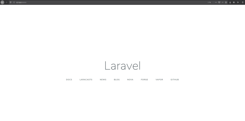 12 Laravel startet - - Laravel Tutorial deutsch Guide Steffen Lippke
