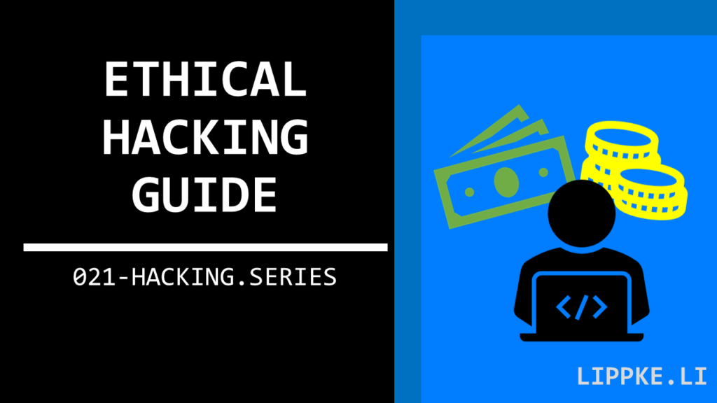 HackerOne tutrial Hacking Series Ethical Hacking Steffen Lippke