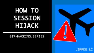 Session Hijacking verhindern | PHP Angriff erklärt {2021}