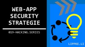 Web App Secrutiy Hacking Series Ethical Hacking Steffen Lippke