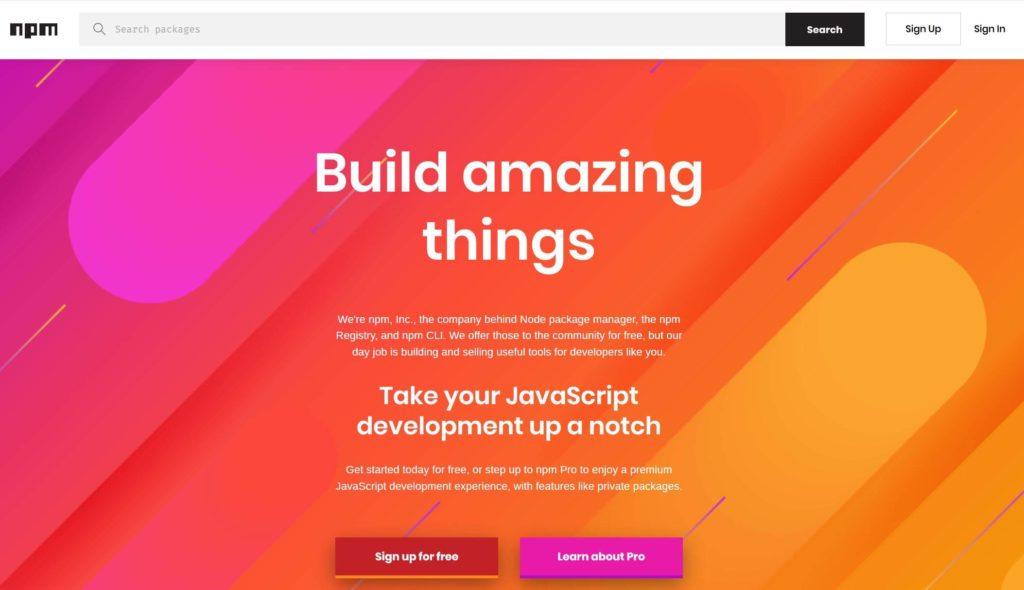 NPM für mehr Möglichkeiten - TypeScript Tutorial Deutsch Coding Lab