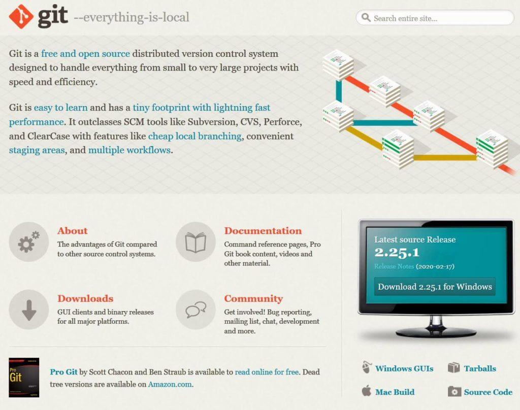 00 Git herunterladen und installieren - Full Guide Git Tutorial Steffen Lippke