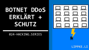 Botnet DDoS Hacking Guide Tutorial Steffen Lippke