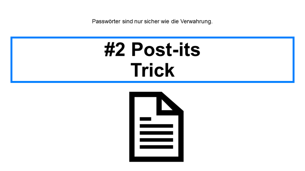 Post its - Handy hacken Steffen Lippke