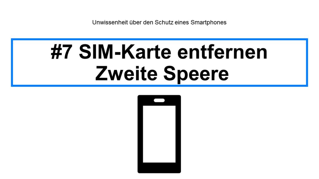 SIM - Handy hacken Steffen Lippke