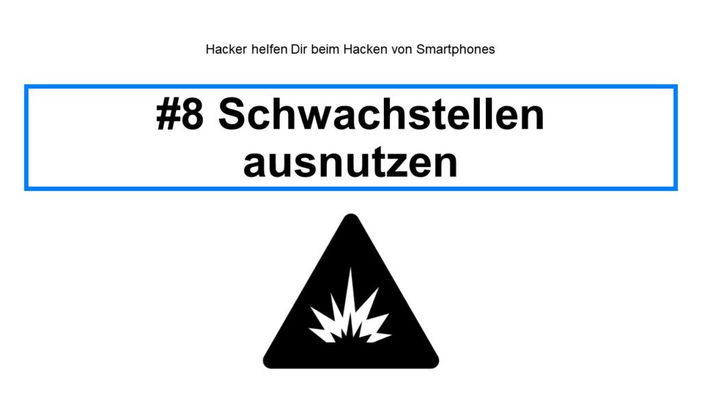 Schwchstellen ausnutzen - Steffen Lippke