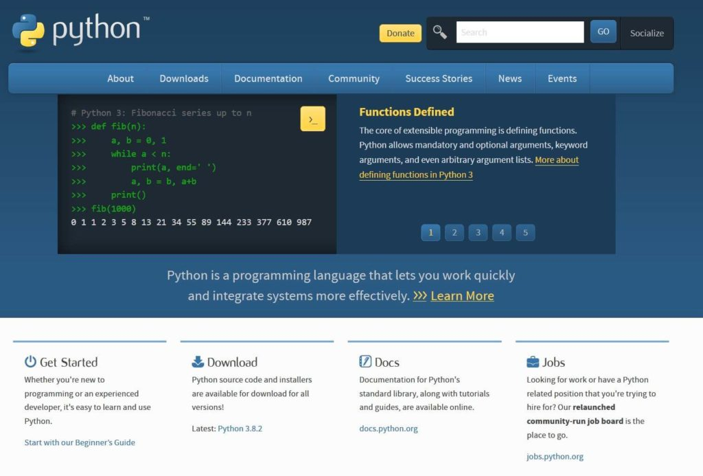 00 Python Downlaod - Python Regex Tutorial Steffen Lippke