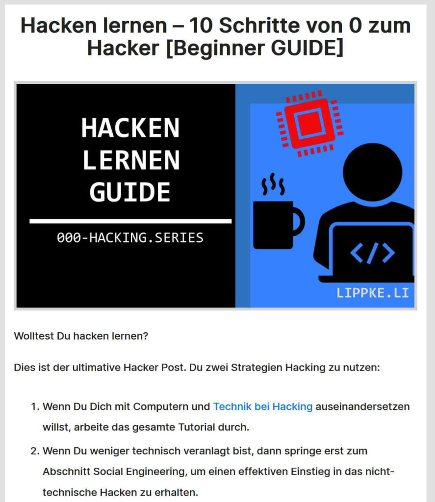 GPS Sensors aus China-  Hacking Series Steffen Lippke