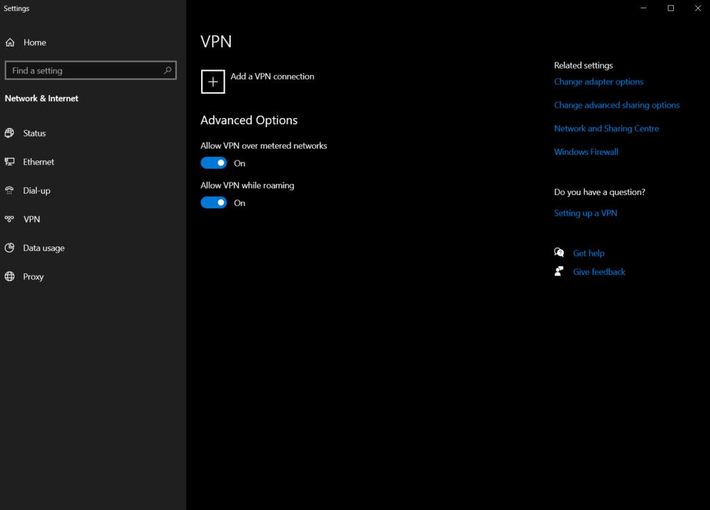 00 VPN Settings Windows -  einfach erkärt Hacking Series by Steffen Lippke