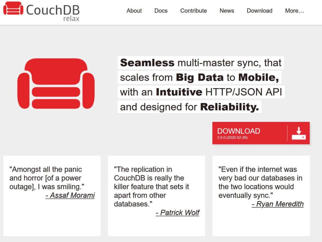 07 Couch DB NoSQL - Coding Lab Steffen Lippke einfach erklärt