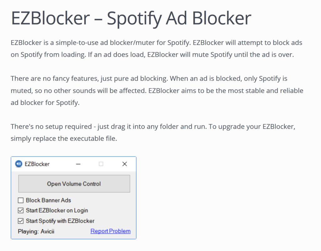 02 Cooler Blocker - funktioniert noch in 2020 - Spotify Premium kosten hören streamen Steffen Lippke einfach erklärt