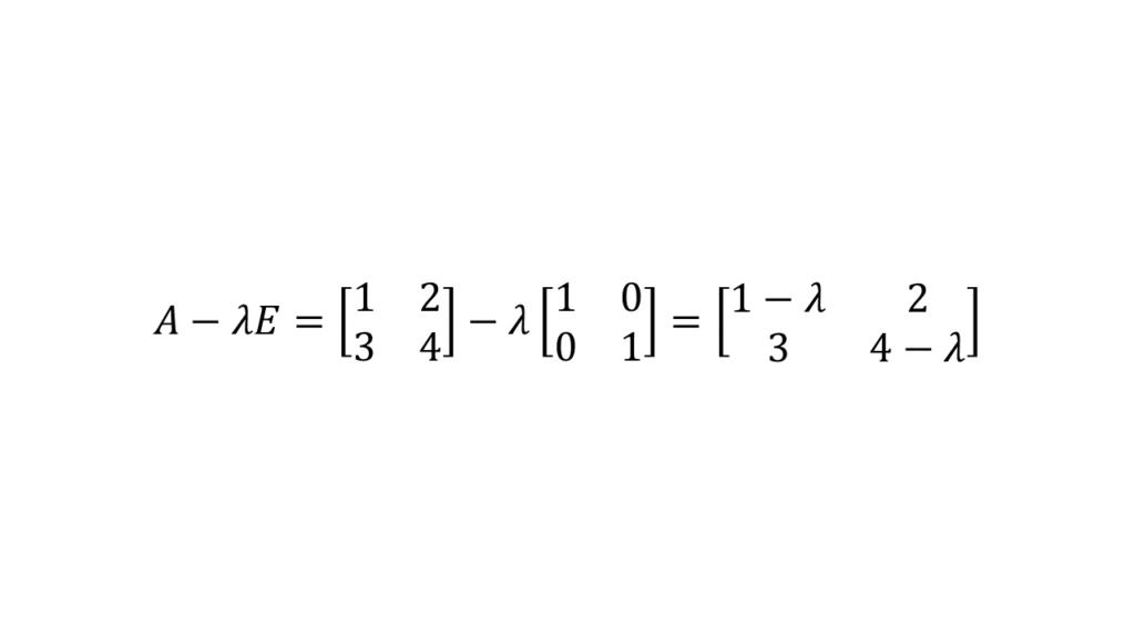 Einheitsmatrix - Princial Component Analysis Hautpkomponentenanalyse Steffen Lippke einfach erklärt