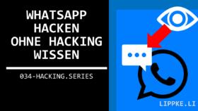 WhatsApp hacken einfach erklärt
