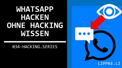 WhatsApp hacken - 5 Wege OHNE Hacking Wissen (2021)
