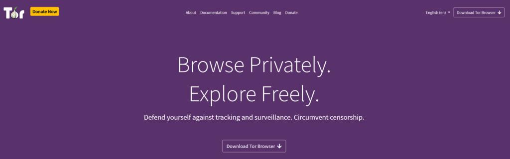02 TOR Browser Download - anonym surfen online Browser Beginner Steffen Lippke Hacking Series