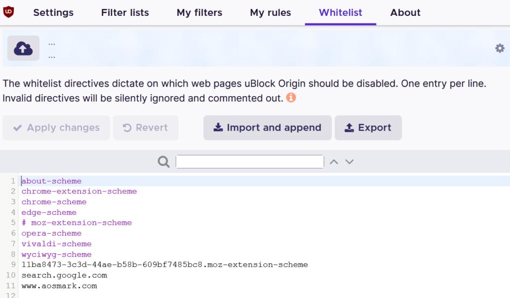 04 Whitelist - uBlock Origin GUIDE Anfänger Beginner Steffen Lippke Hacking Series