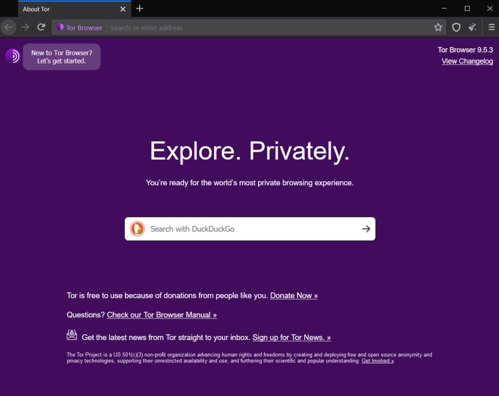 05 Fertig zum Browsen - anonym surfen online Browser Beginner Steffen Lippke Hacking Series