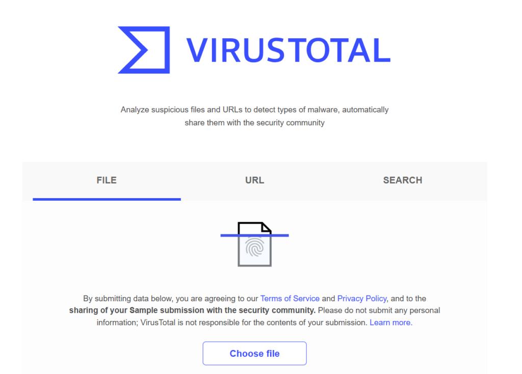 05 VirusTotal alle Signatur Datenbank scannen - Handyüberwachung Spionage App Tutorail Steffen Lippke Hacking Series