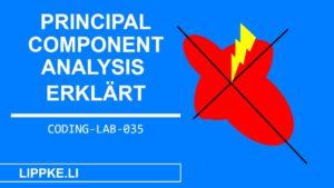 PCA einfach erklärt Steffen Lippke Coding Lab