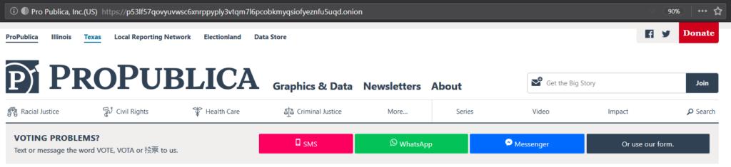 04 ProPublica - Darknet Webseiten Tipps Hacking Series Steffen Lippke
