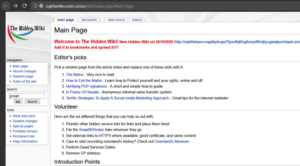 05 The Hidden Wiki - Darknet Webseiten Tipps Hacking Series Steffen Lippke