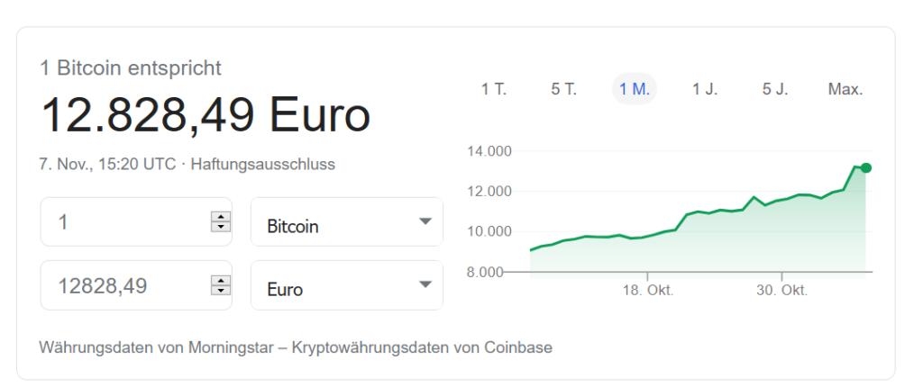 01 Bitcoin Kurs - Coding Lab Blochain Erklärung einfach Steffen Lippke