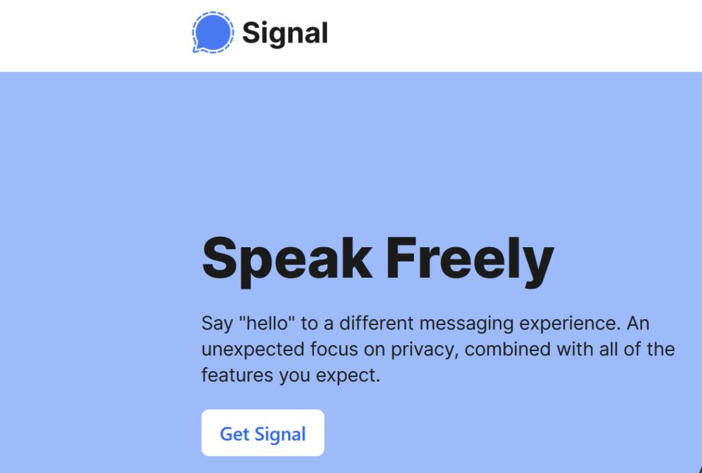 05 Signal App - Sicheres Smartphone Steffen Lippke Hacking Series