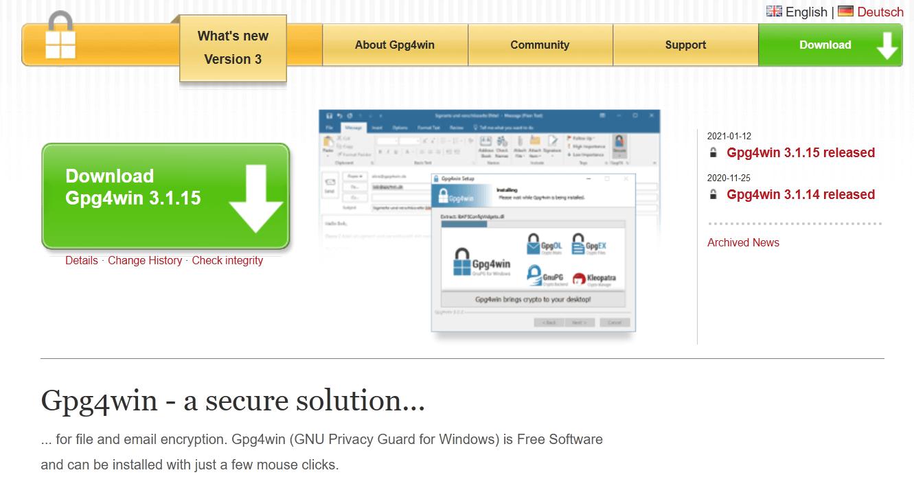 00 GNU Private Guard - Email verschlüsseln Hacking Series Steffen Lippke