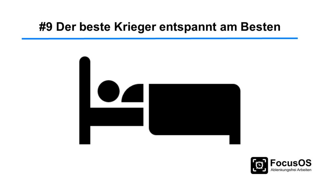 09 Schlaf - Produktiver werden Steffen Lippke