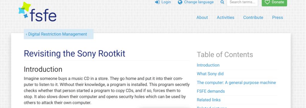 00 Sony Rootkit- Rootkit Hacking Series Steffen Lippke