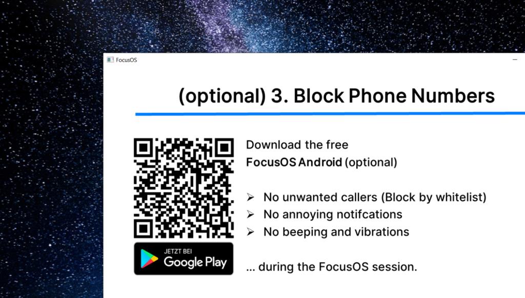 04 Free App for Andorid - FocusOS Steffen Lippke Work Distraction Free (3)