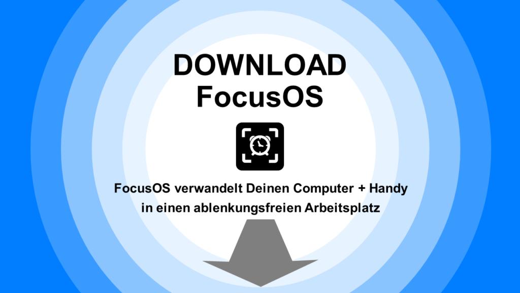 Downlaod FocusOS