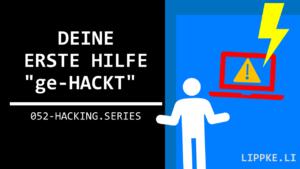 Gehackt was tun- Steffen Lippke