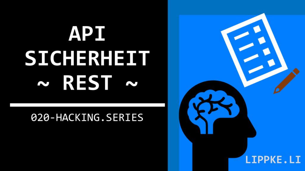 REST API Sicherheit- Steffen Lippke