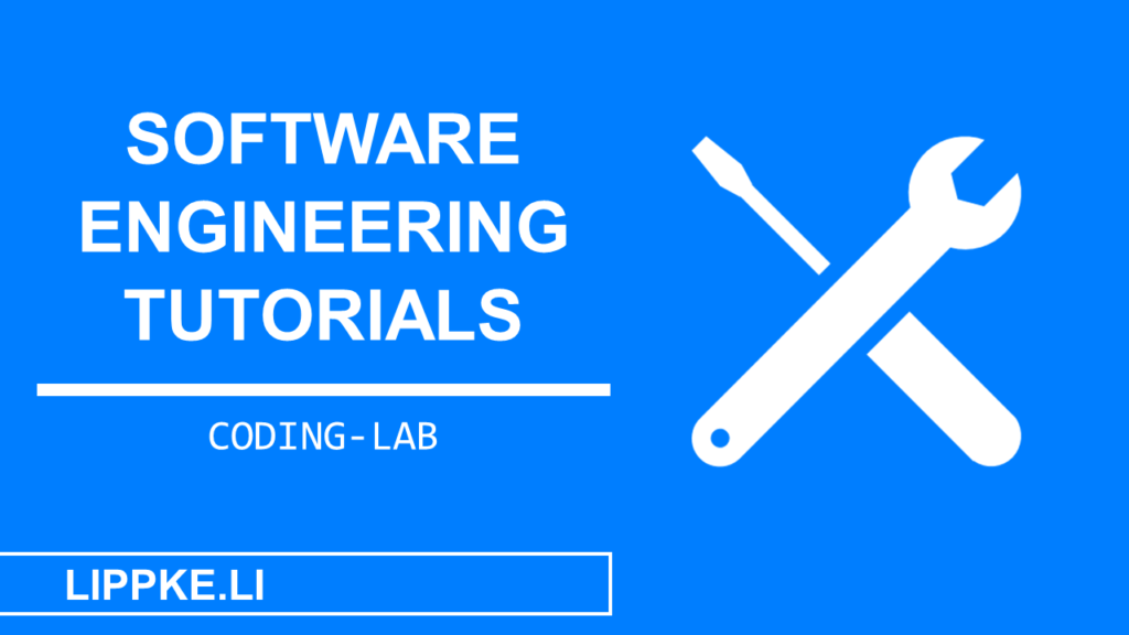 Software Engineering- Steffen Lippke